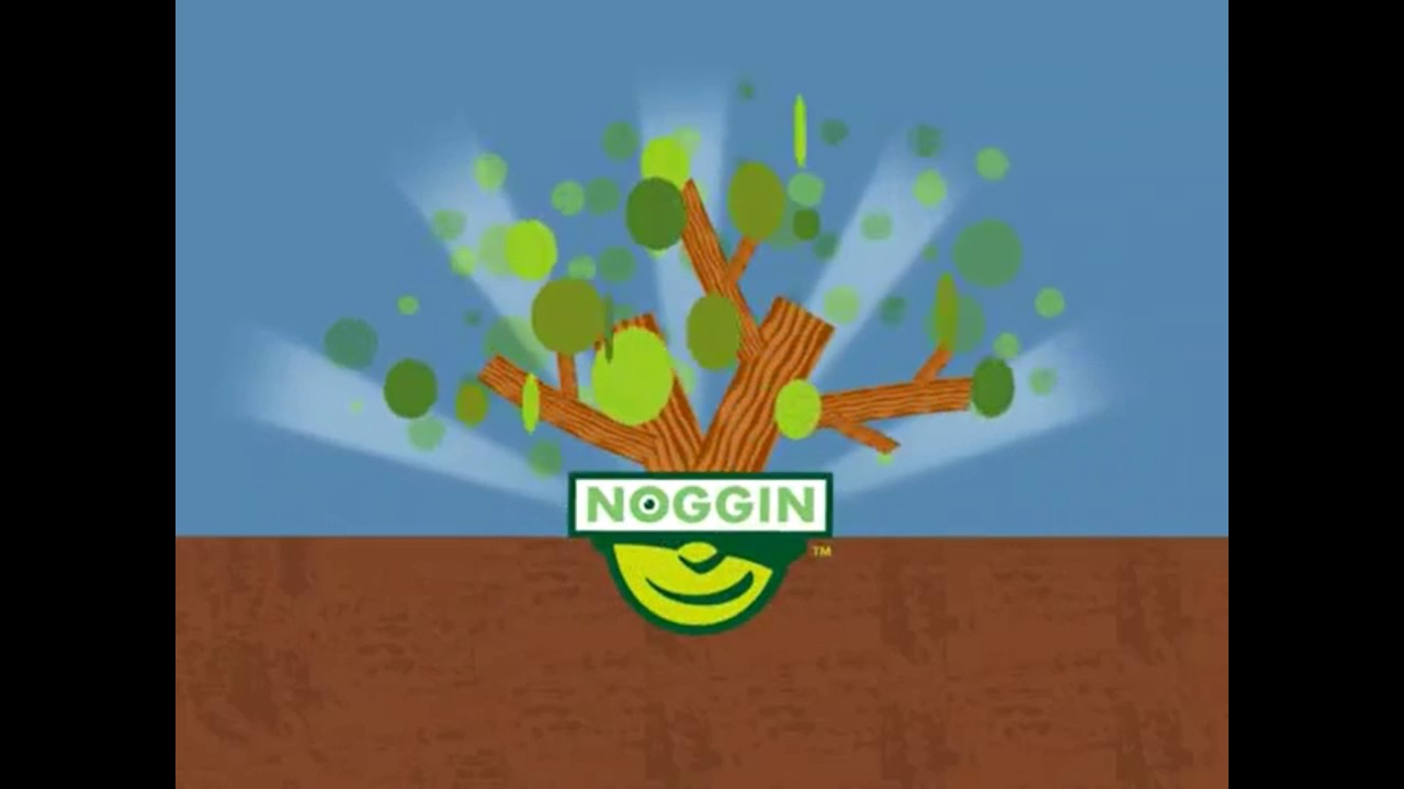 All Noggin Original Logos In Order Youtube