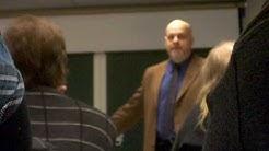 Muutos 2011 pj. Juha Mäki-Ketelä esitteli itsensä Metsossa