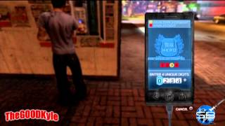 How to Hack Security Cameras in Sleeping Dogs [HD]