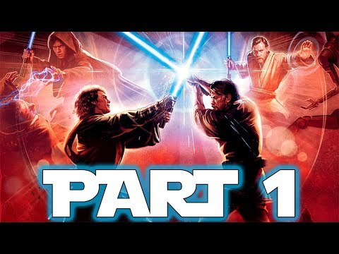 """Star Wars Episode III: Revenge Of The Sith - Let's Play - Part 1 - """"Rescue Over Coruscant"""""""
