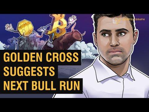 Golden Cross to Spark 100% Bitcoin Surge? | Crypto Markets