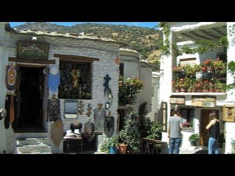 Pueblos de La Alpujarra: Pampaneira