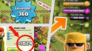 TOP 5 HIDDEN SECRET BENEFITS OF STAYING IN OTHERS CLAN | Clash Of Clans