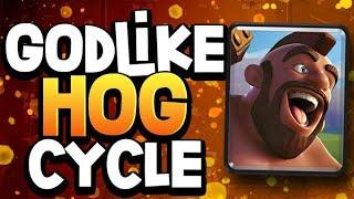 2.6 HOG CYCLE is BACK! PRO'S GODLIKE SKILLS on Top Ladder.