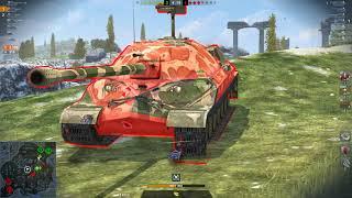 Obj.140 8643DMG 4Kills | World of Tanks Blitz | __GabY_