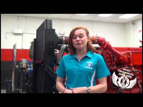 Katherine Tatum- Ohio Technical College Student