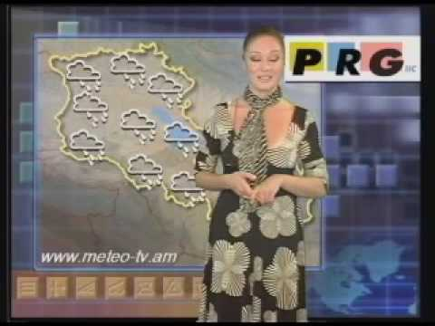 Weather Forecast for 17 09 09 (Armenia)