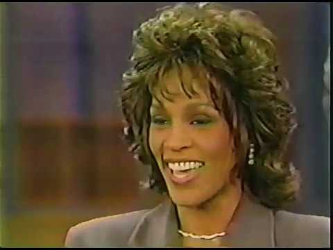 Whitney Houston, Angela Bassett, Loretta Devine, and Lela Rochon - Partial Interview (1996)