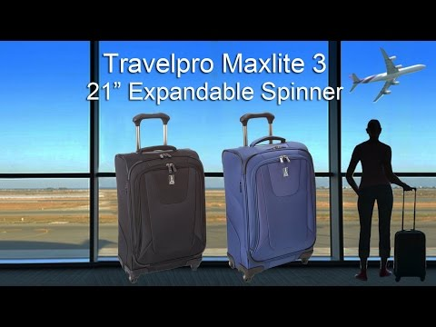 """review-best-price-travelpro-maxlite-3-21""""-expandable-spinner-carry-on"""