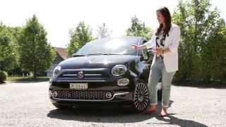 Im Test: Wie frauentauglich ist der Fiat 500?