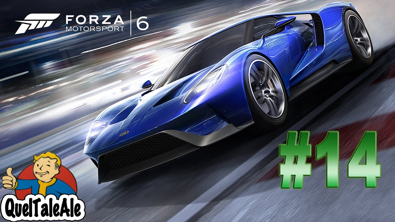 Forza motorsport 6 gameplay ita let s play 14 modern sport legends 1 2