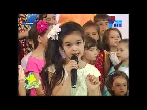 Bianca Manolescu   Casa Bianca Emisiune Pestisorul de Aur 31 05 2014