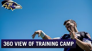360 Degree View of Training Camp 2018 thumbnail