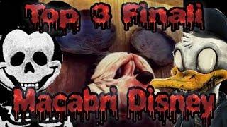 Top 3 Finali Macabri della Disney - (Creepy Games - Creepypasta ITA) (Feat. xSpark)
