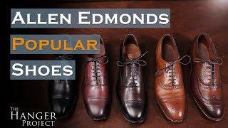 Allen Edmonds Review   Popular Shoe Styles
