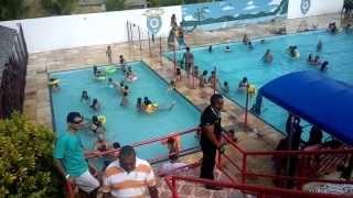 Clube dos Garçons Sintrafor entre as Praias do Pacheco e Iparana Litoral do Ceará