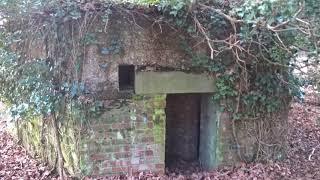 Buxton Heath pillbox