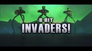8 Bit Invaders: Protect the Planet! OST