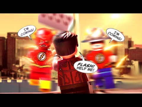 "LEGO The Flash: Crimson Comet - Episode 4 (Season 2) ""Flash Of Two Worlds"""
