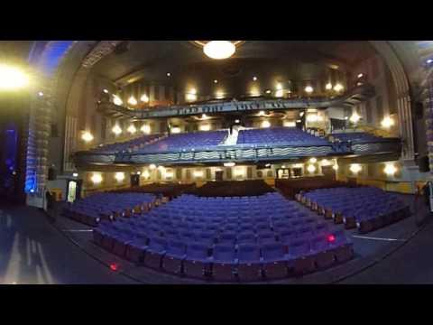360 Tour Of The New Alexandra Theatre - 360 Video. Virtual Theatre Tour