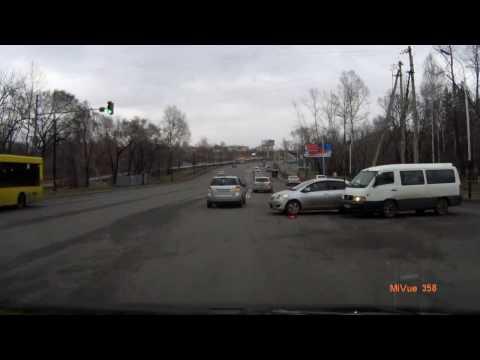 Наглые водители на дороге