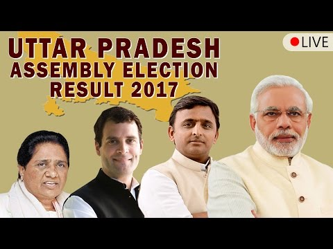 Live : Uttar Pradesh Assembly Election 2017 Result