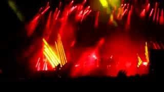 "THE CHEMICAL BROTHERS "" SWOON/STAR GUITAR"" @ ROCK EN SEINE 2015 PARIS"