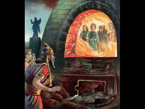 Who was the Fourth Man in the Furnace Walking with Daniel ...