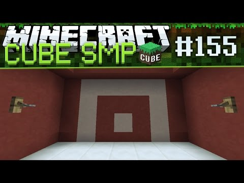 Minecraft Cube SMP: Dunk Tank Game! - Ep 155