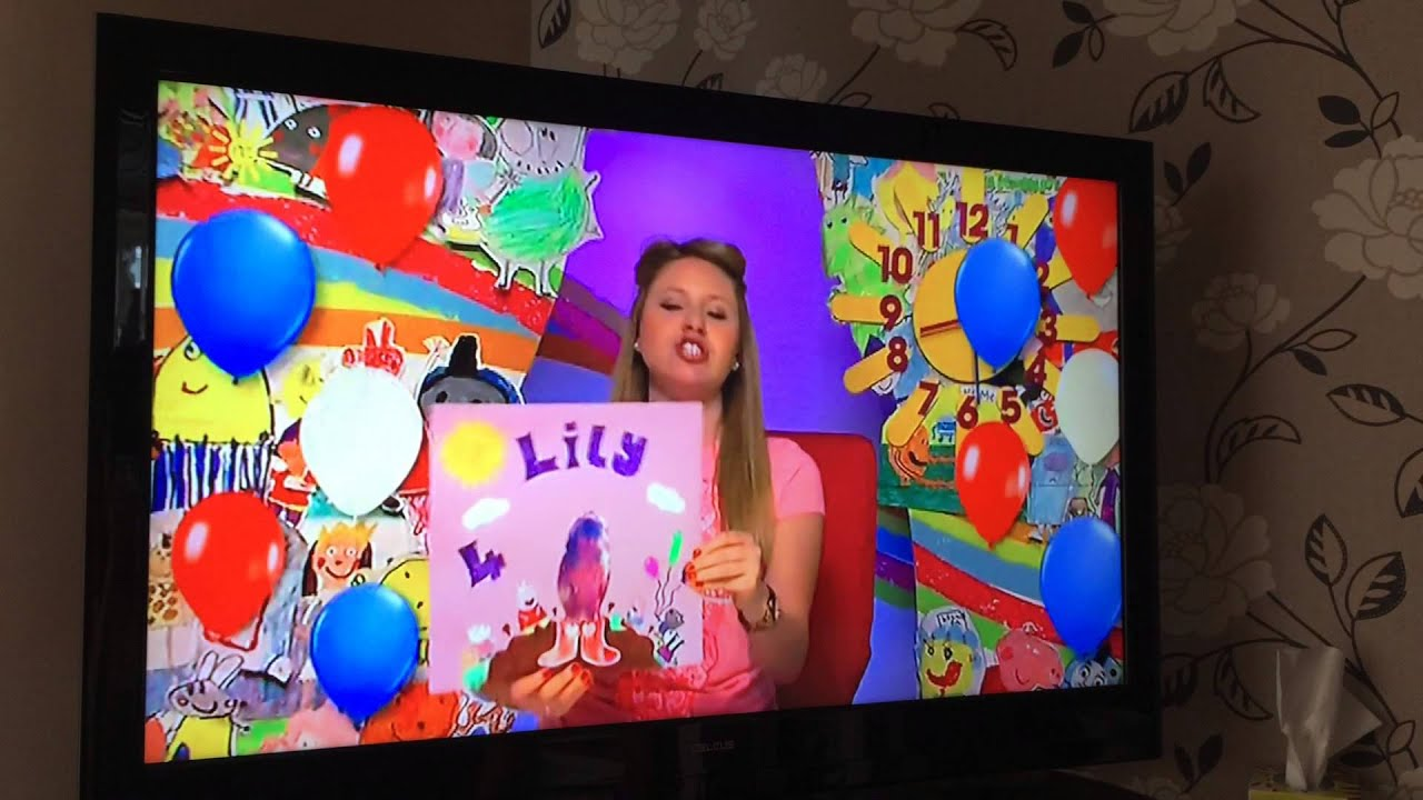 Lilys 4th birthday card on milkshake tv youtube lilys 4th birthday card on milkshake tv bookmarktalkfo Images