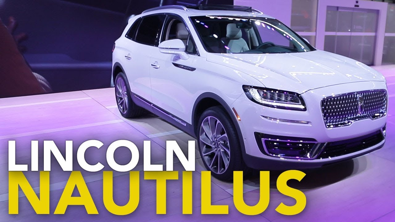 Lincoln Nautilus First Look Specs You Need To Know