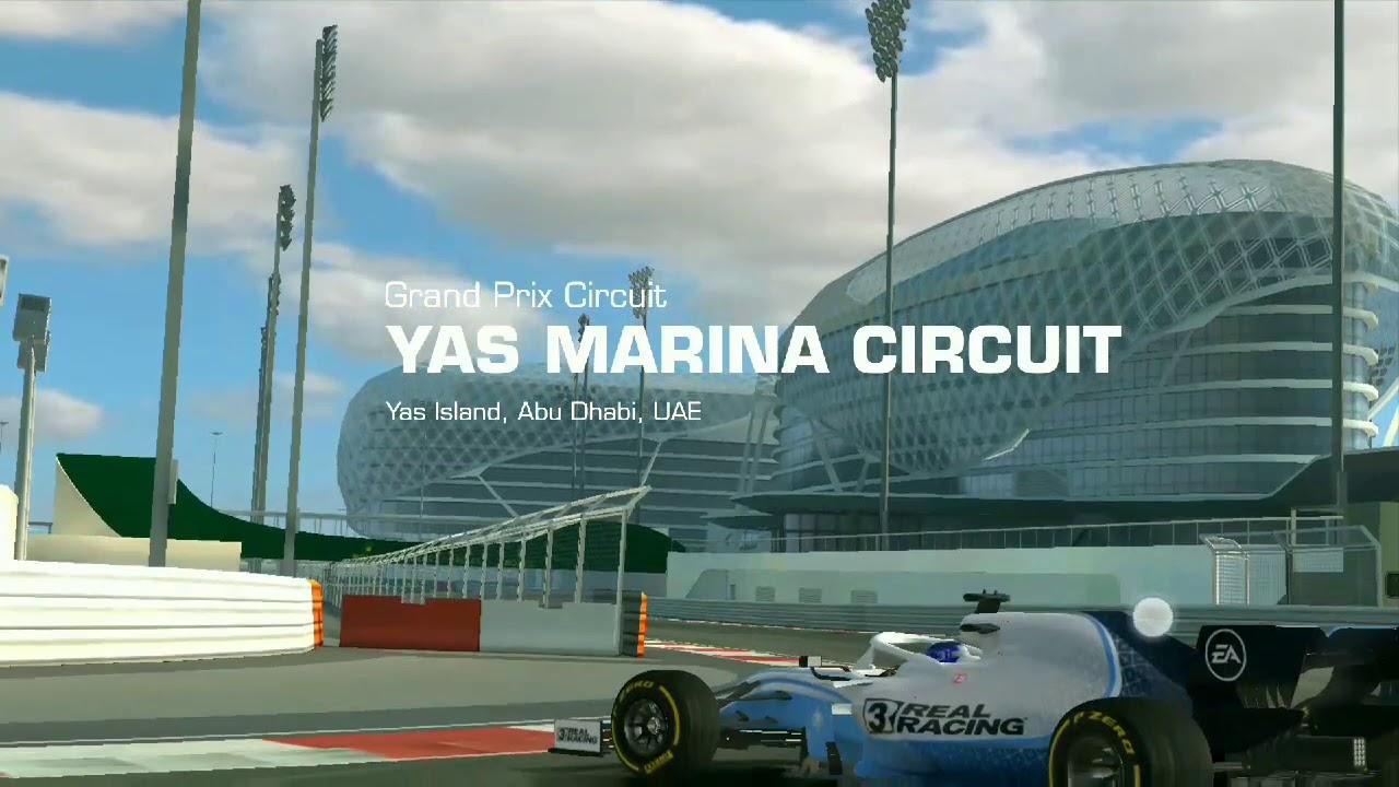 Formula 1 real racing game - YouTube
