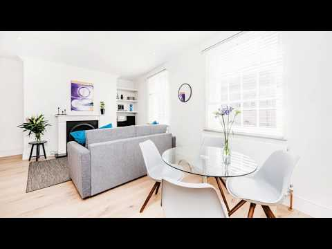 Property Staging - Contemporary Soho Apartmetn