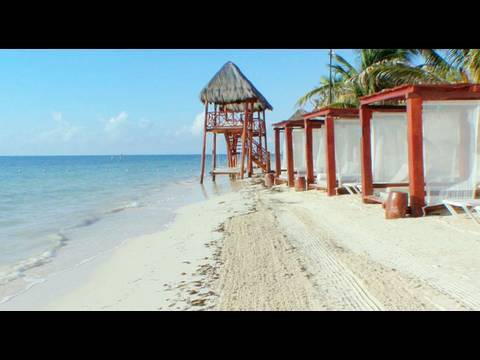 Azul Beach Hotel Cancun Riviera Maya Mexico Luxury Boutique On Voyage Tv You