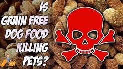 Grain Free Dog Food: does it cause heart failure? (FDA warning)