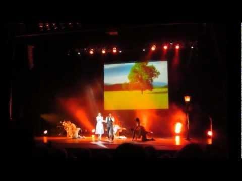 Florence Coste et Julien Dassin / Odessa. 25.11.2012