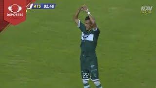 Gol de Valdivia   Zacatepec 2 - 2 Atlas   Copa Mx J-6   Televisa Deportes