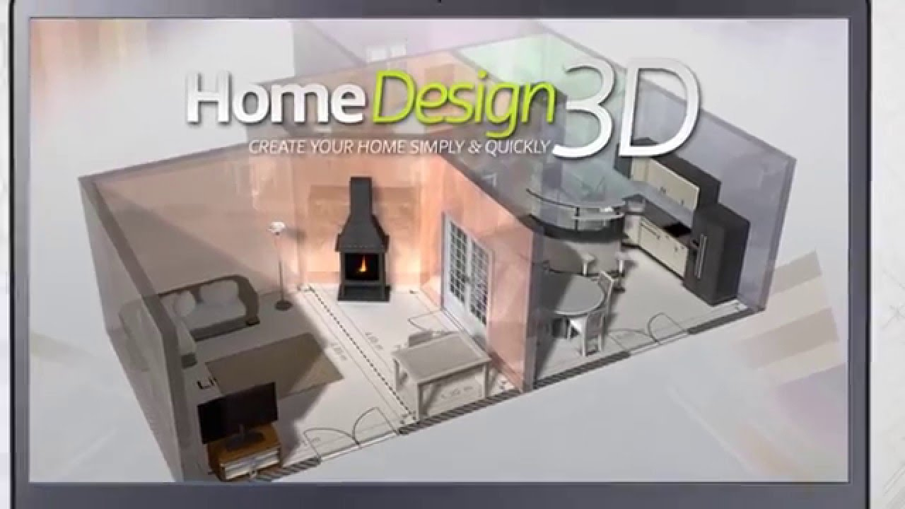 Home Design 3d Trailer Home Design 3d New Mac Version Trailer Ios ...