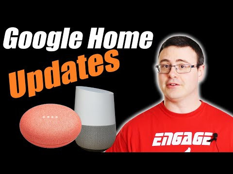 Google Home Updates and New Features for July 21, 2019