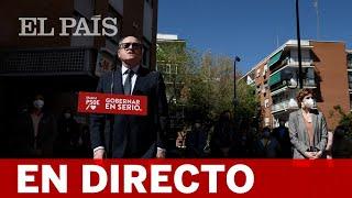 DIRECTO #4M | Acto de GABILONDO en ARGANDA