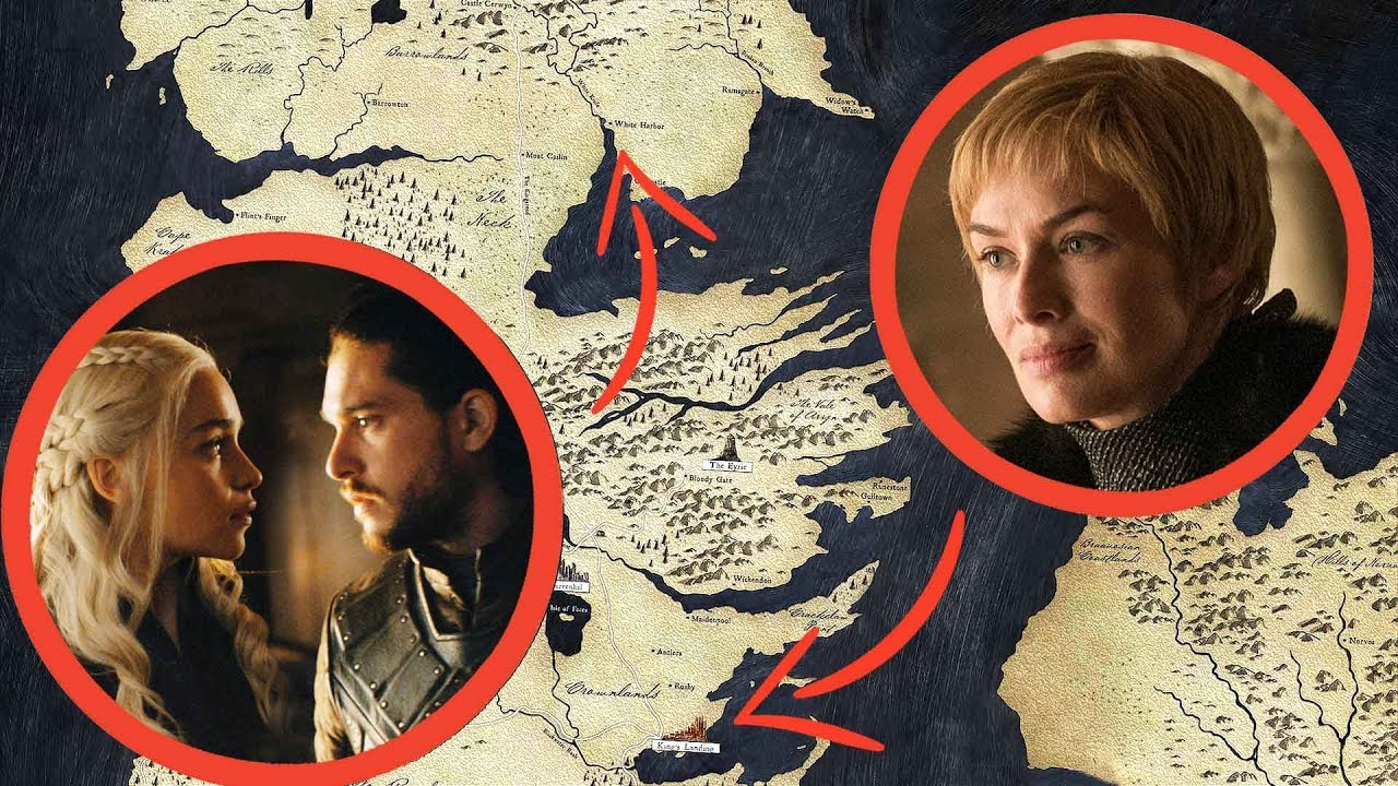 Game Of Thrones Season 8 Start
