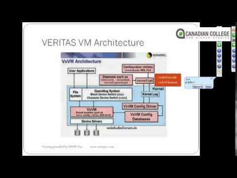 Veritas Volume Manager Lesson1 part1