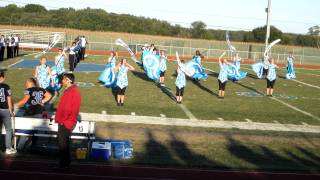 Stephen Decatur High School Marching Band Airblades Homecoming 2011 Don