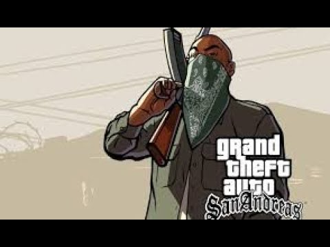 San Andreas Stream