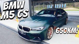 Najmocniejsze M5 w historii BMW!   Współcześnie