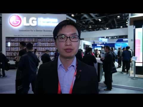 LG Electronics (China) Co., Ltd. – InfoComm China 2017