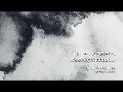 MIKE OLDFIELD: Moonlight shadow (baroque lute) | Live recording
