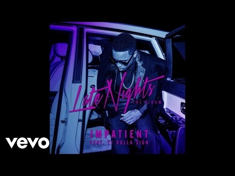 Thumbnail: Jeremih - Impatient (Audio) ft. Ty Dolla $ign