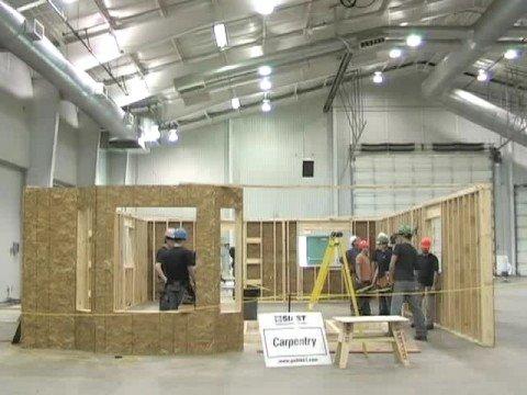 Skills Canada 2008 - Carpentry