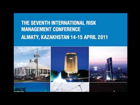 The Xth International Risk Management Conference to be held 10 - 11 April 2014 in Almaty